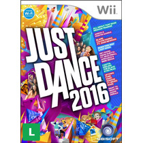 Just Dance 2016 Wii - Ubisoft