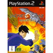 Patch Jackie Chan Adventures Ps2 Frete Gratis