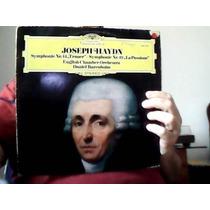 **vinil: Haydn -symphonie N.44, Trauer -la Passione**