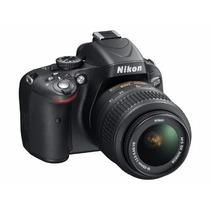 Camera Nikon D5100 18-55mm Full Hd 32gb Com Bolsa E Tripé