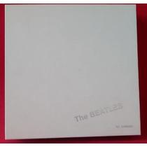 Caneta E Porta-cartões Beatles - Álbum Branco - Ed.limitada