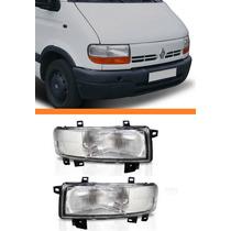 Farol Master Renault 2003 2004 2005 2006 2007 Par