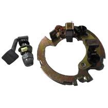 Suporte Escova Motor Partida Cb450,cb500 Magnetron Se012