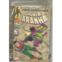 Colecao Historica Marvel Homem-aranha 01 - Bonellihq Cx345