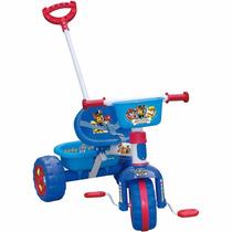 Triciclo Patrulha Canina  Premium Infantil Velotrol