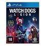 Watch Dogs Legion Jogo Ps4 Mídia Física Original