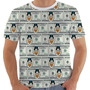 Camiseta 1737 100 Dolár Money Tio Patinhas Ducktales Color
