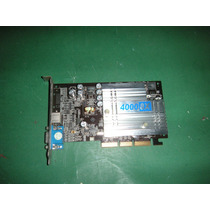Placa De Video Gforce Mx4000 128mb Ddr Vga.