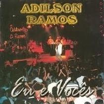 Cd Adilson Ramos Eu E Vocês
