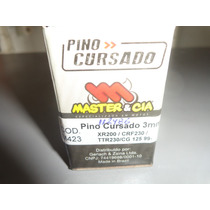 Pino Virabrequim Cursado Cbx200 Strada Xr200/crf230 3mm