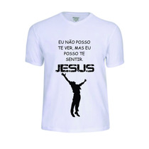 Camisas Camisetas Jesus Deus Gospel Cristo Evangélica Jovem