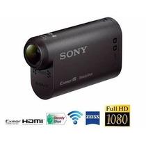 Camera Filmadora Digital Sony Hdr-as15 Wi-fi Full Hd 1080