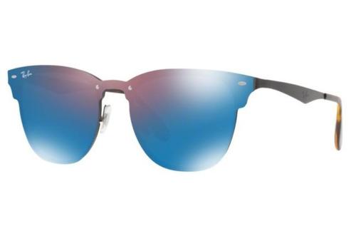 Oculos Sol Ray Ban Blaze Clubmaster Rb3576n 153 7v 47mm Pret 0ae1ce52ca