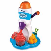 Brinquedo Fabrica De Sorvete Frosty Fruit Multikids Crianças