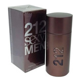Perfume 212 Sexy Men Edt. 100ml - 100% Original.