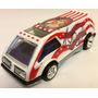 Dream Van Xgw Hot Wheels Pneus Borracha Novo!