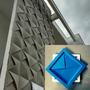 Forma Molde Gesso 3d Cathanni Plastico Borracha + Eva Lg0034
