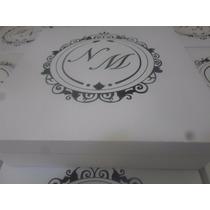 Caixa De Papel Cartonado-personalizada C/ Logomarca-montada