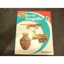 R/m - Livro - Projeto Buriti - Geografia - 5 Ano