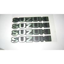 Adesivo Suzuki Tampa Lateral (unitario)