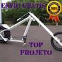 Projeto Bike Chopper Passo A Passo Fácil Fazer