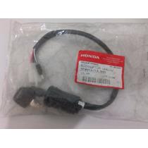 Chave Contato Cg Titan 125 2000 Até 2001 Original Honda