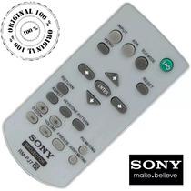 Controle Remoto 100% Original Sony Rm-pj7 Projetor Vpl-ex145