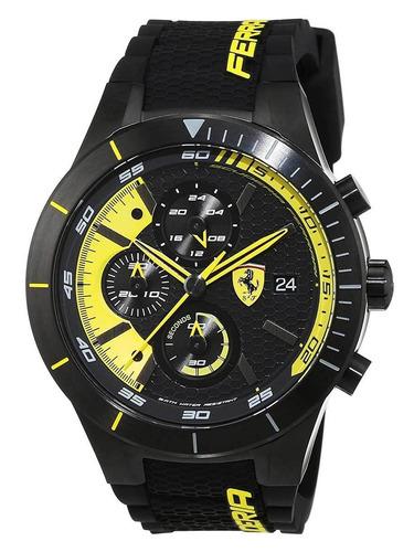 1600ae58606 Relógio Ferrari Scuderia Revo Chronograph 0830261. R  1699