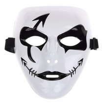 Mascara Halloween Assustador Temos Jigsaw Jabbawockeez