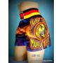 Shorts Calções Para Muay Thai. ( Goyanna Sport