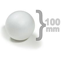 Bola Isopor 100mm Artesanato C/ 25 Unidades - Aproveite!