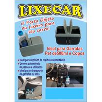 Lixeira Automotiva Porta Copos Lata Garrafa Objetos