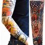 Manga Tatuagem Falsa Sleeve Fake Tattoo Pronta Entrega