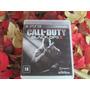Call Of Duty Black Ops 2 100% Português Cod Ps3 Original