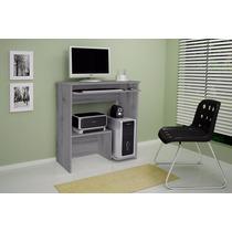 Escrivaninha Mesa De Computador Griss - Super Oferta