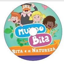 6 Dvds Bita Mundo Corpo Brincadeiras Animais Dia