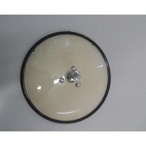 Espelho Retrovisor Kombi Antiga Branco Lotus
