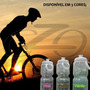 Squeeze Garrafa Caramanhola Térmica Bike + Suporte Parafuso