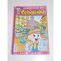 Almanaque Do Cebolinha N° 79 Editora Globo - 2003