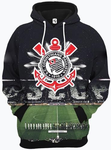 5006580471 Blusa Moletom Time Corinthians Futebol Casaco De Frio à venda em ...