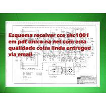 Esquema Receiver Cce Shc1001 Shc 1001 Em Pdf