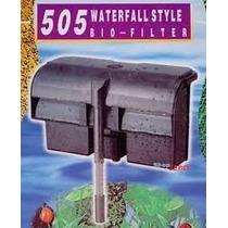 Filtro Externo Jebo-505 - 110v - Paraíso Dos Aquários !!!!!!