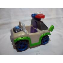 Brinquedo Carro Buzz Lightyear Disney Parques Pixar 13 Cm