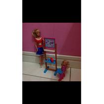 Boneca Barbie Quero Ser Professora!