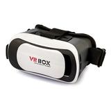 Óculos Vr Box 2.0 Com Controle Bluetooth, Android E Ios