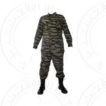 Farda Camuflada Tiger Para Airsoft - Paintball