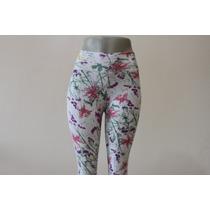 Kit Academia - 5 Calças Legging E 5 Blusas Femininas Nadador