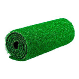 Grama Sintética Decorativa Softgrass 12mm  2x0,50m   Verde