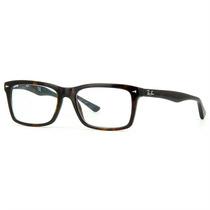 Armação De Óculos De Grau Ray Ban Tartaruga Retrô 2