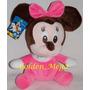 Minnie Mouse Baby Pelúcia Da Disney